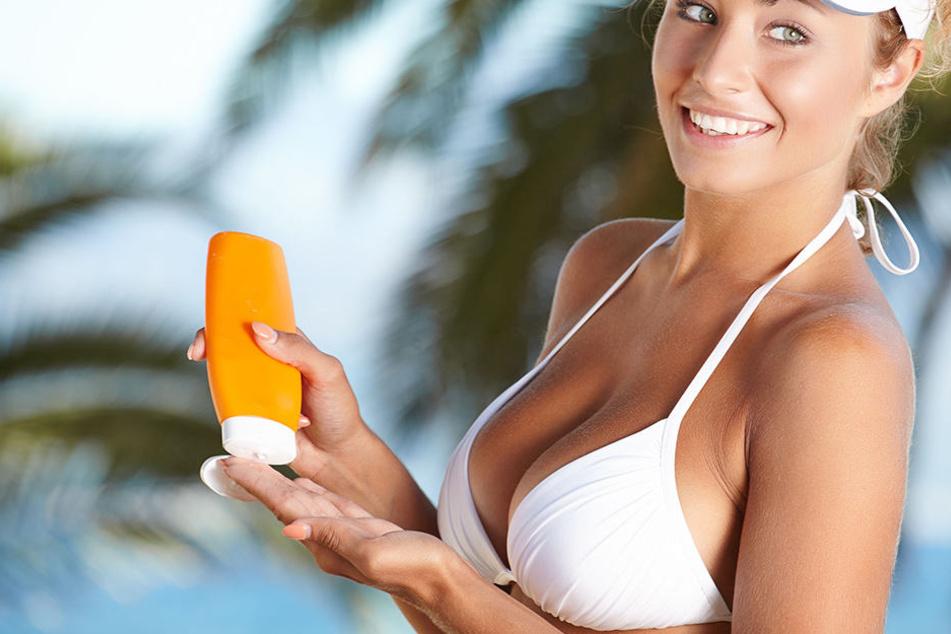Immer, wirklich immer solltest Du Sonnenschutz benutzen!