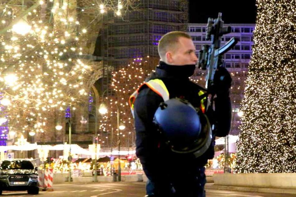 Weihnachtsmarkt am Berliner Breitscheidplatz evakuiert!