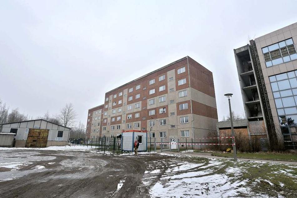 Das Asylheim Lippoldsruh in der Äußeren Dresdner Straße wird am 31. Mai schließen. Die letzten noch verbliebenen Bewohner werden auf andere Unterkünfte verteilt.