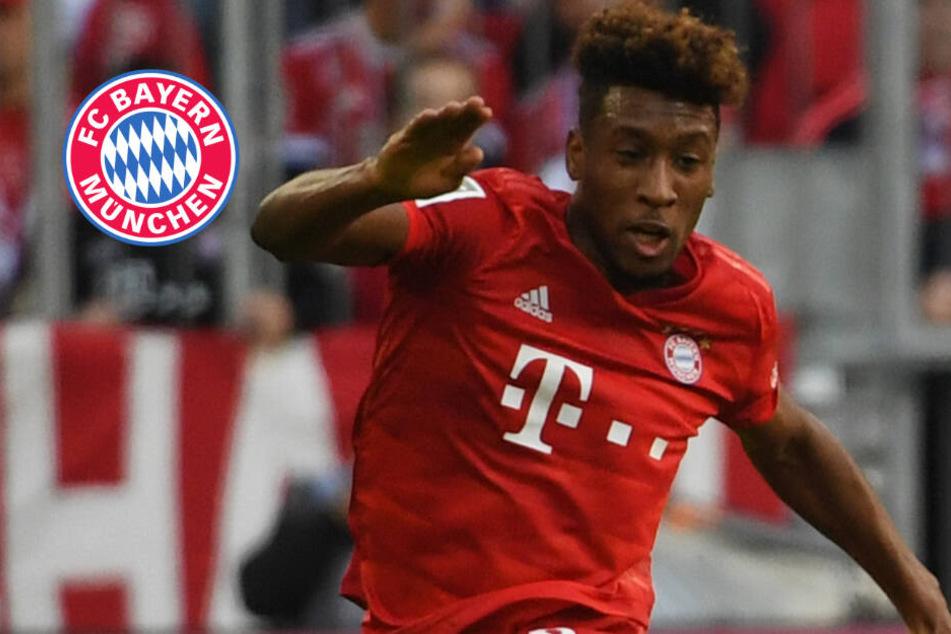 Verletzung bei EM-Quali: Frankreich schickt Bayern-Star Coman nach Hause