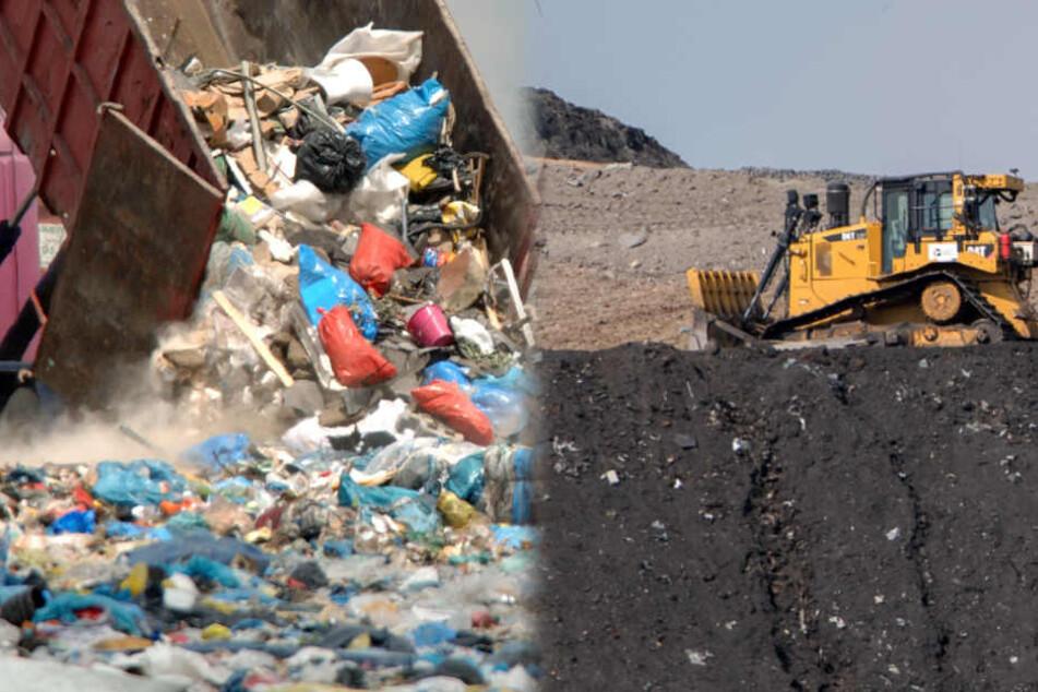 Wohnen auf der Müllkippe? Das steckt hinter dem Plan der CDU