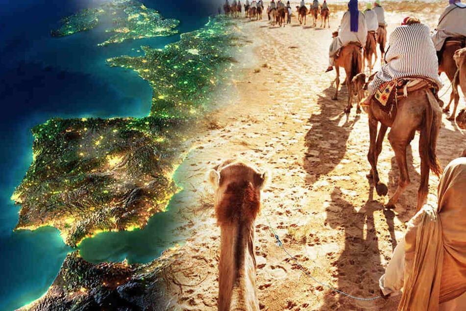 Die Sahara könnte sich noch in diesem Jahrhundert in Europa ausbreiten.