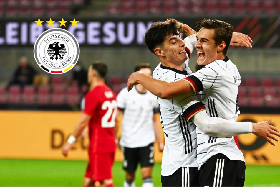 Florian Neuhaus begeistert überall: Wird er Deutschlands neuer Fußball-Star?