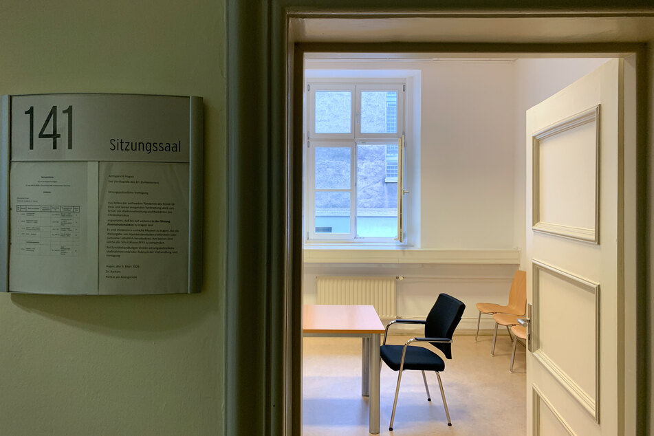 Der Prozess gegen den mutmaßlichen Täter wird in Hagen geführt. (Archivbild).