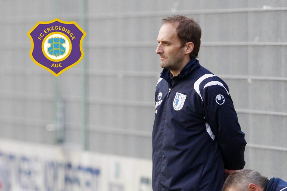 Interims-Coach Müller: Wird er bei Aue mehr als nur ein Lückenfüller?