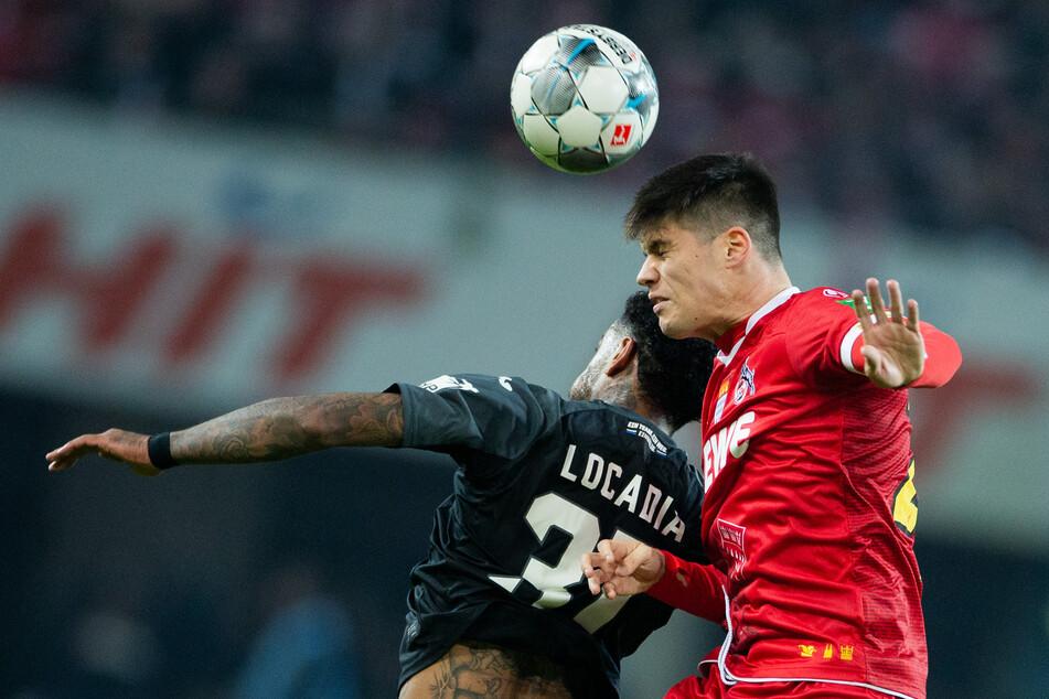 Jorge Meré hat noch einen Vertrag bis 2023 beim 1. FC Köln.