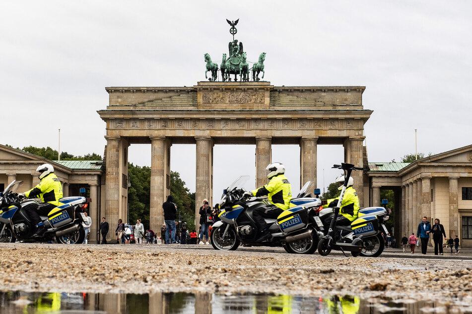 Das Brandenburger Tor in Berlin. Der Budneshauptstadt gehen wegen Corona jede Menge Steuergerlder verloren.