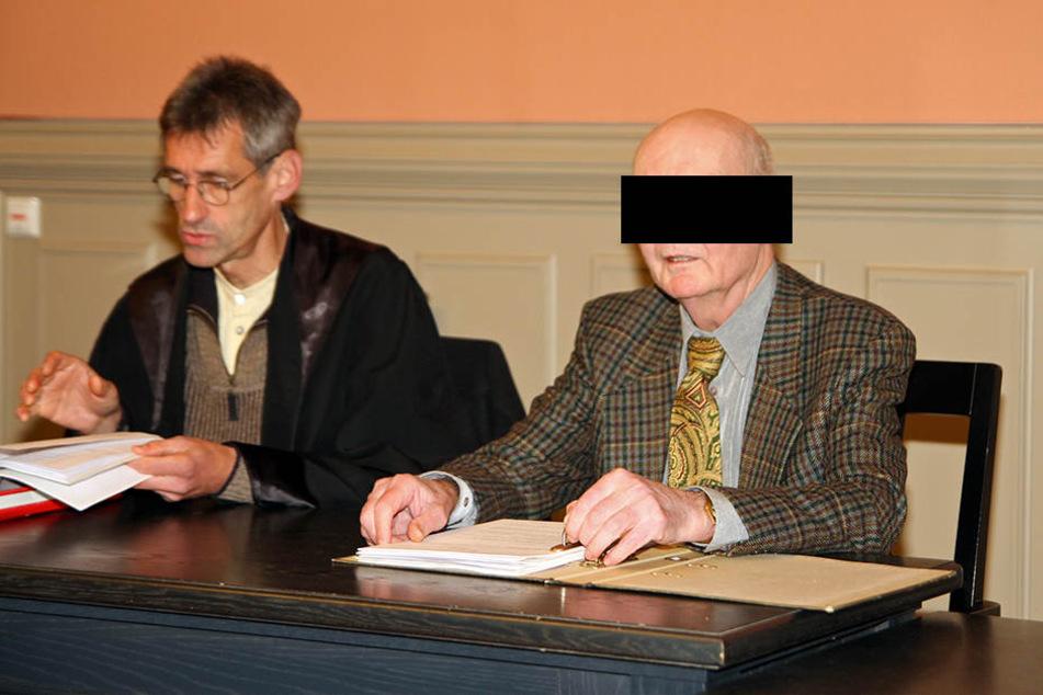 Eugen Z. ist wegen gefährlicher Körperverletzung angeklagt.
