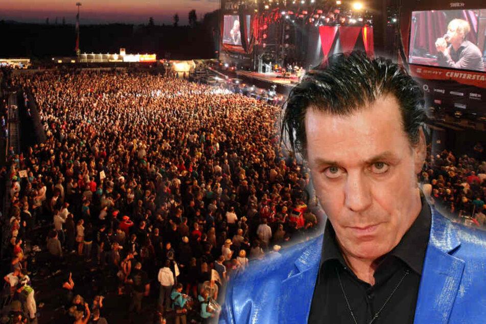 Schon vor Veröffentlichung: Clip aus Rammstein-Video auf Facebook zu sehen!