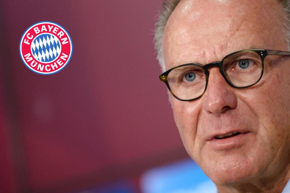Zukunft beim FC Bayern: Karl-Heinz Rummenigge liebt Job und kündigt Transfers an