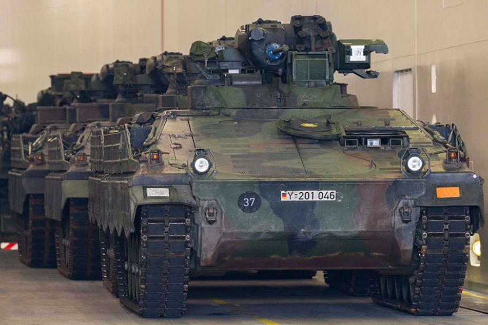 Die Nato will nach der Ukraine-Krise ein klares Signal an Russland senden.