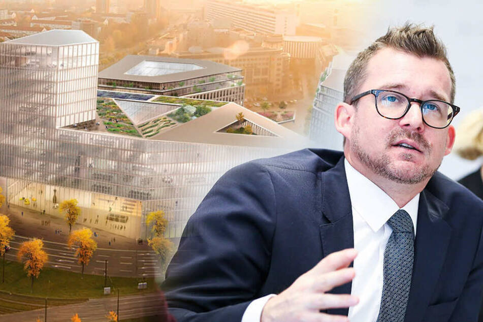 Ferdinandplatz: Neues Rathaus bekommt nur 1000 Plätze für 1300 Mitarbeiter