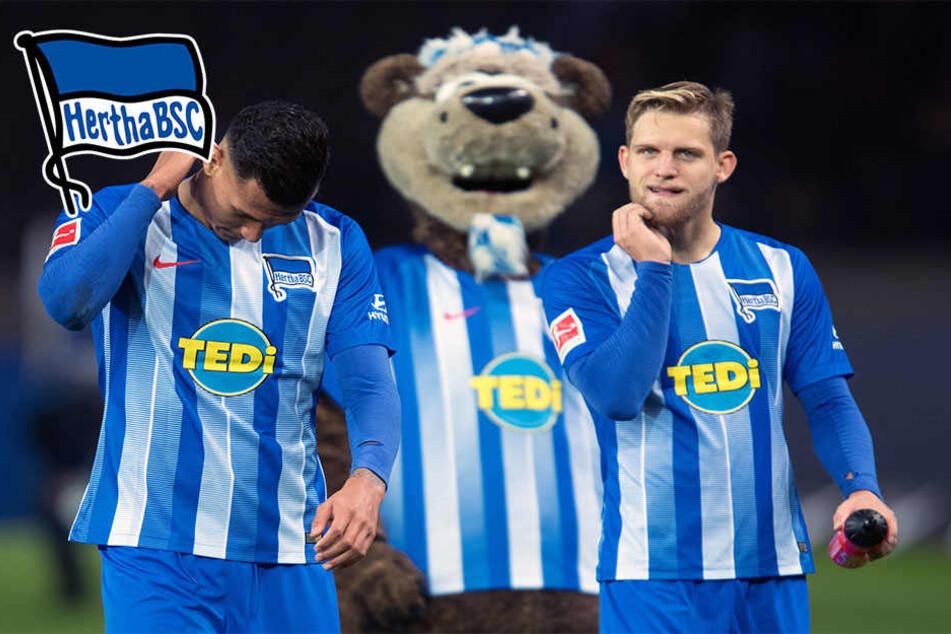Der Spielplan für die letzten Hertha-Spiele der Hinrunde steht