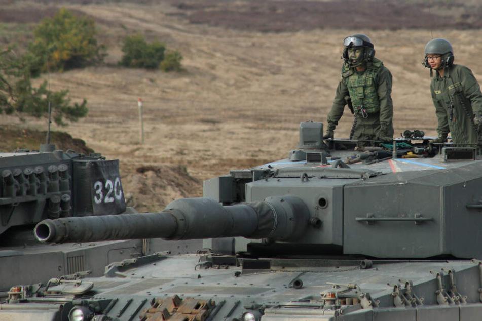 US-Army baut sich einen Stützpunkt in der Lausitz!
