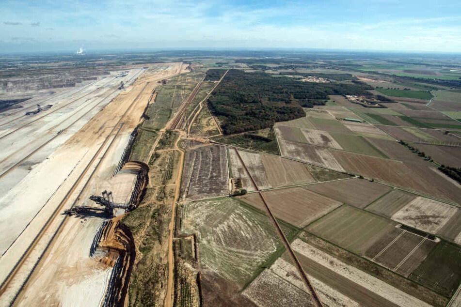 Mega-Blockade von Braunkohle-Tagebauen angekündigt!