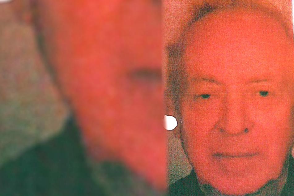 Heinz E. (83) verschwand am Mittwoch im Landkreis Bautzen und wird gesucht.