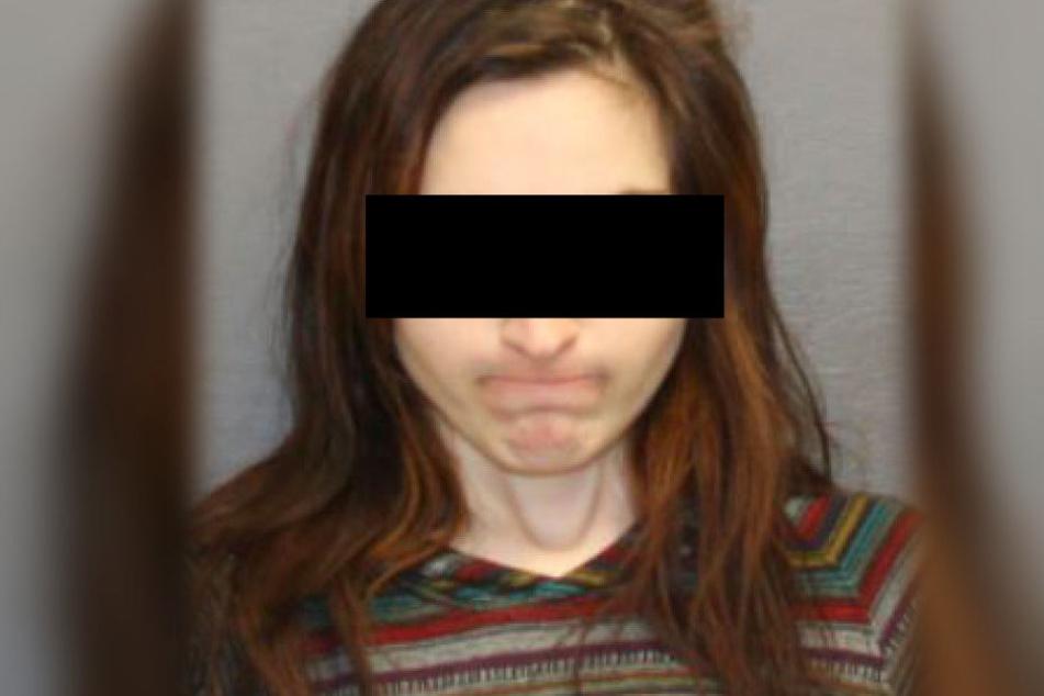 Samantha Ray Mears soll ihren Ex-Freund vergewaltigt haben.
