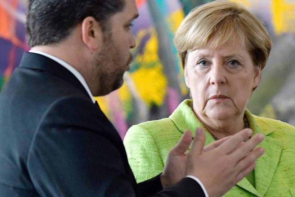 Untreue-Anzeige gegen Merkel
