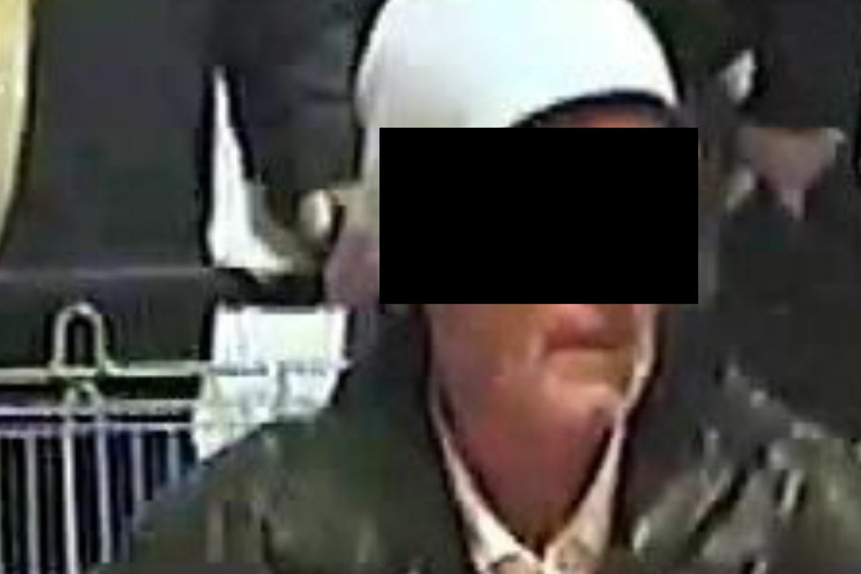Mit Bildern einer Überwachungskamera hatte die Polizei vergangenes Jahr nach dem Mann gefahndet.