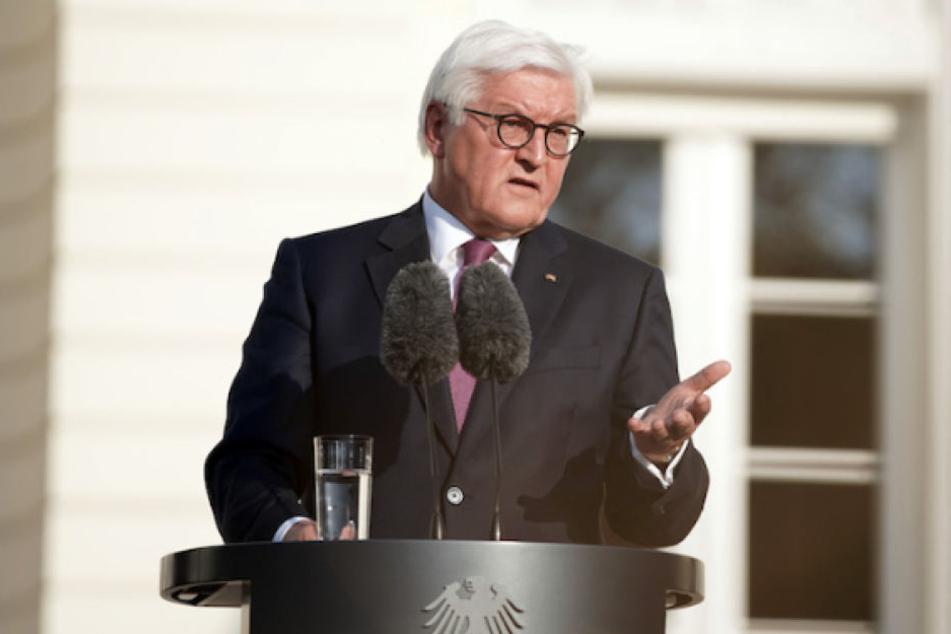 """""""Anlass zur Sorge""""! Vor dieser Gefahr warnt Bundespräsident Steinmeier"""
