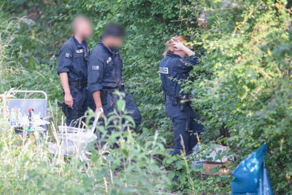 Die Leiche der 14-Jährigen wurde neben einer Bahnstrecke gefunden.
