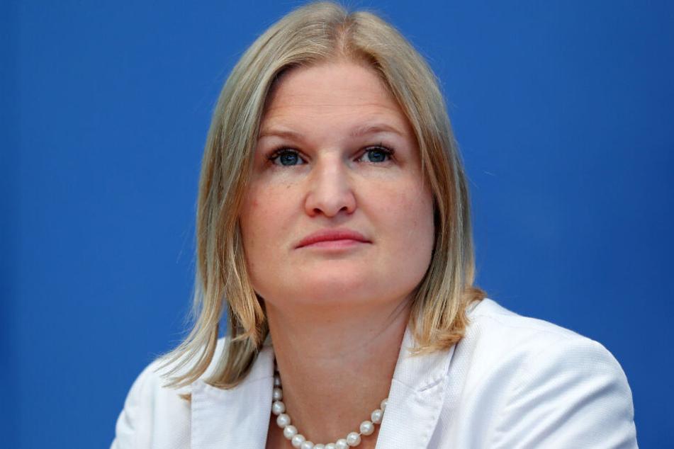 Katrin Ebner-Steiner wurde von mehreren AfD-Abgeordneten angezeigt.