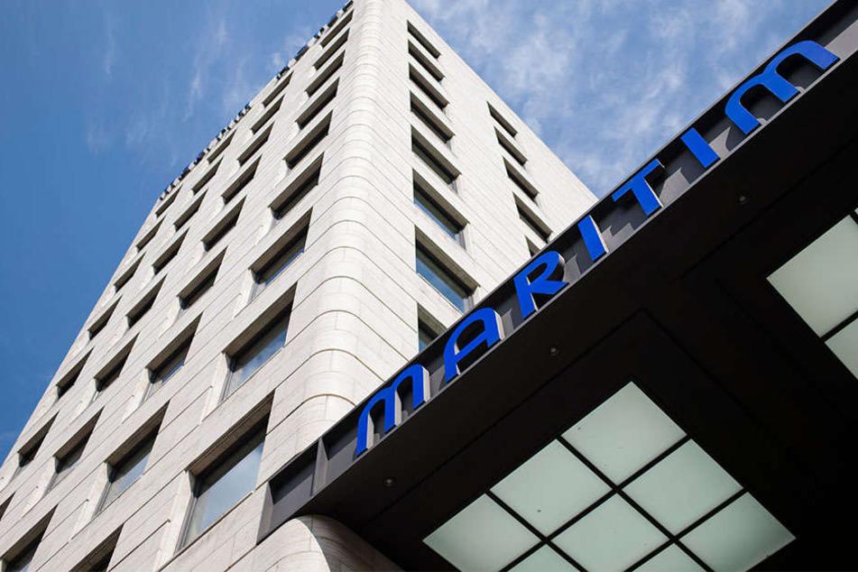 Oliver Seeberg verklagt das Hotel Maritim am Tiergarten auf 37 Millionen Euro.