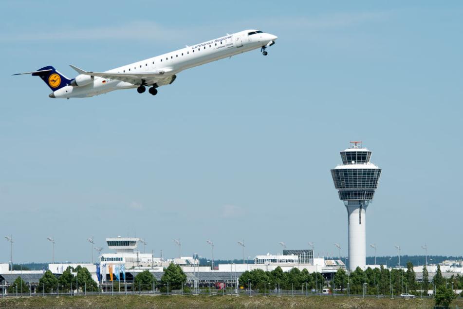 Bisher gab es durch das Boeing-Verbot keine Auswirkungen auf den Flughafen München.