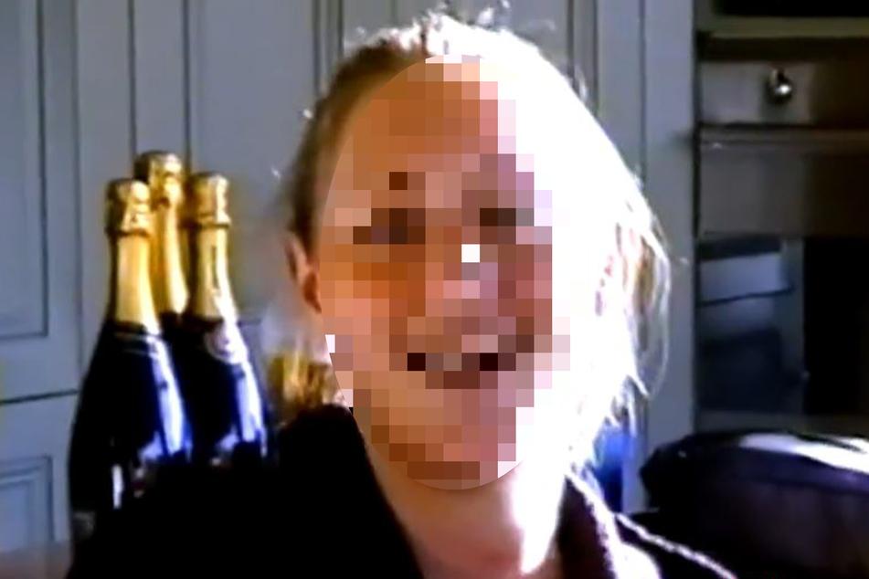 Im australischen Crime-Format 7News Spotlight werden mehrere Fotos und Videos gezeigt, in denen Nadine Haag zu sehen ist.
