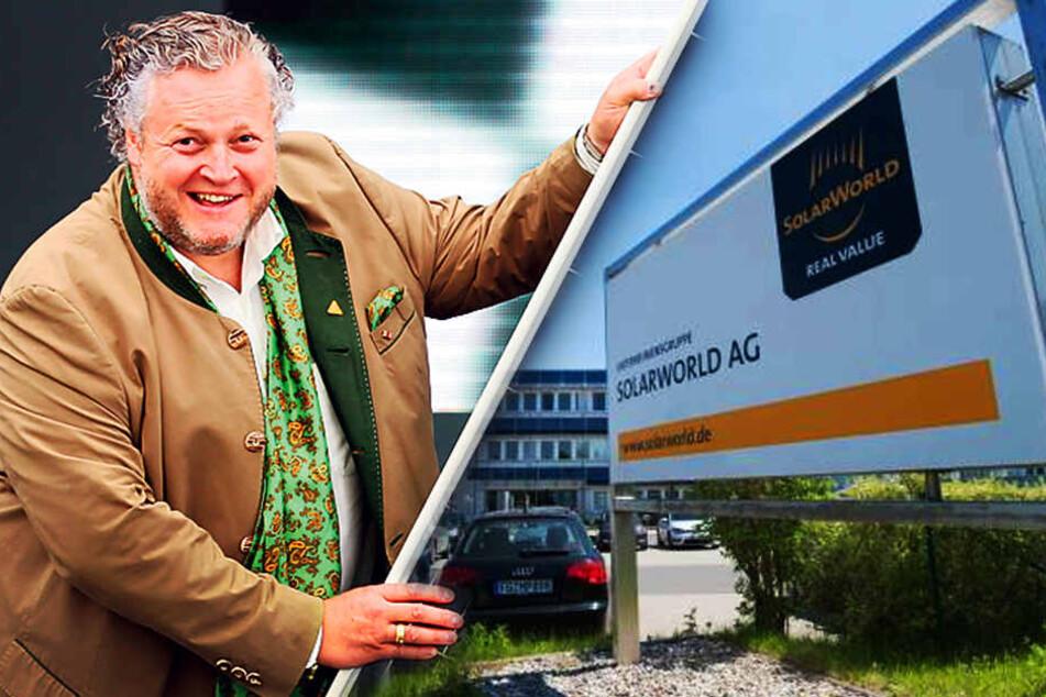 Solarworld-Insolvenz: Bekommt Sachsen jetzt seine Fördermillionen zurück?