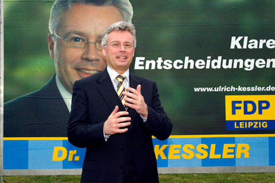 Der Abstieg des Leipziger Society-Anwalts Ulrich Keßler