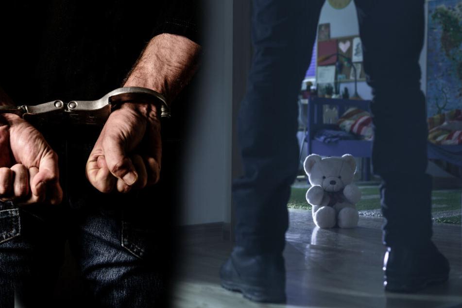 Berlin: Sexueller Missbrauch, Verbreitung und Produktion von Kinderpornos: Polizei nimmt vier Männer fest!