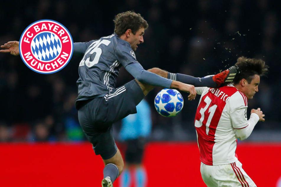 Müller-Sperre nach Brutalo-Foul an Tagliafico: UEFA verkündet Entscheidungstag