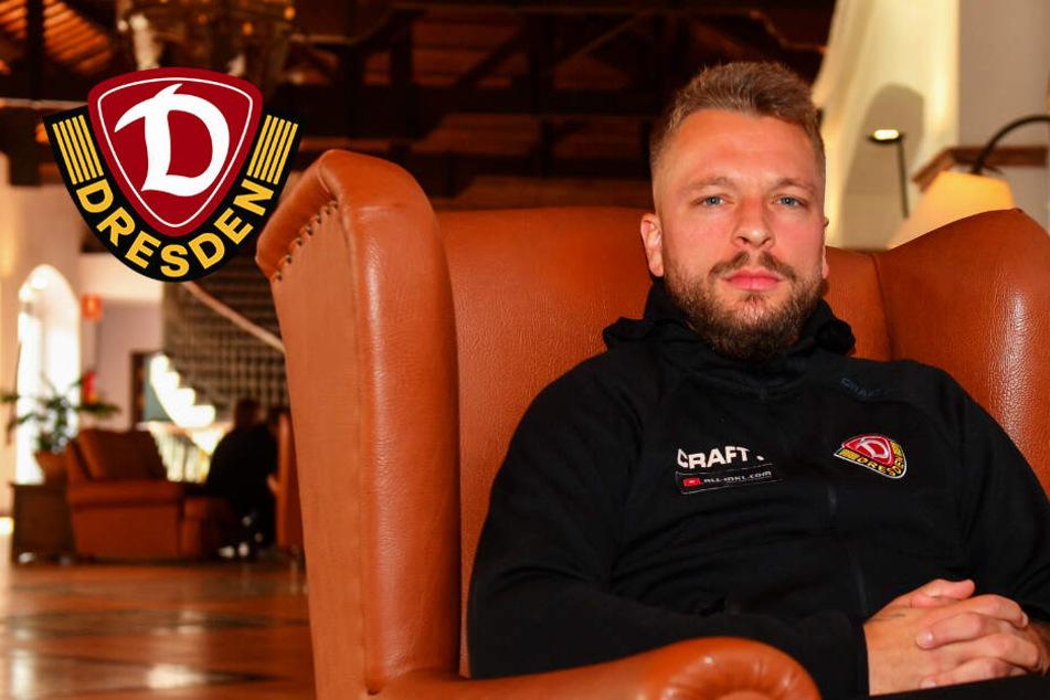 Dynamo: Eberts 28-Punkte-Plan hin zum Dresdner Klassenerhalt