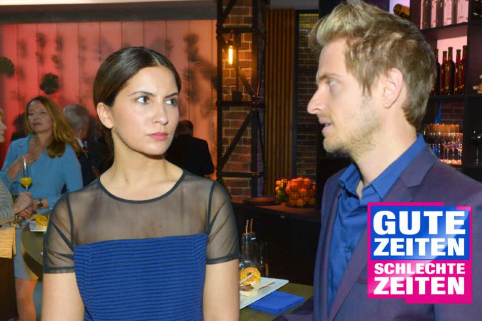 Nach romantischem GZSZ-Kuss: Ruiniert Laura Philips Leben?