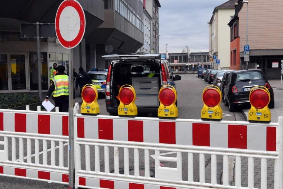 Einige Straßen müssen wegen der Bombenentschärfung gesperrt werden. (Symbolbild)