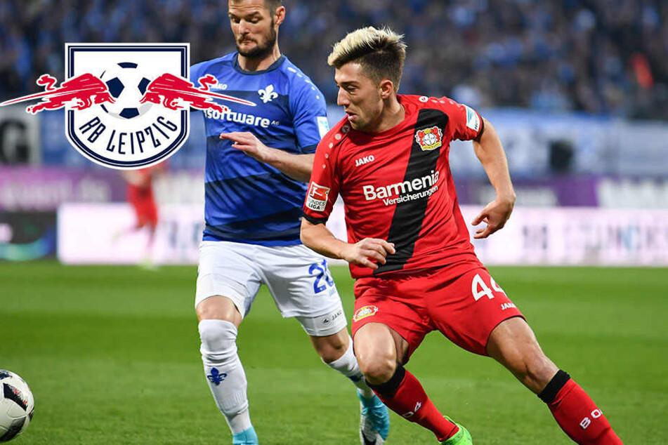 Wechsel von Kevin Kampl zu RB Leipzig soll bereits fix sein