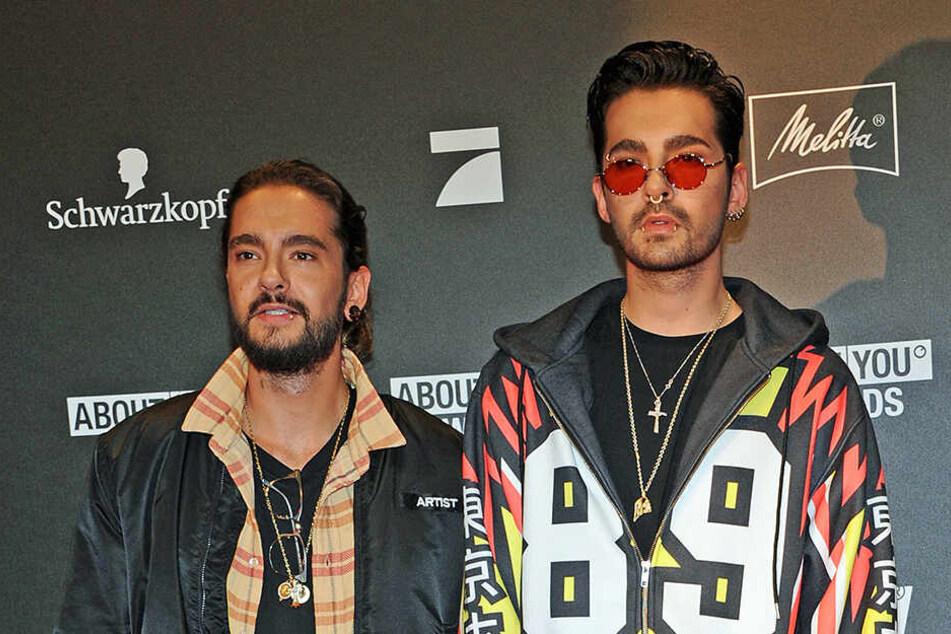 Tom und Bill gehen mit Tokio Hotel bald auf Tour.
