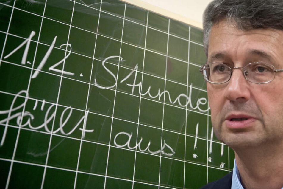 Der Lehrerverband übt Kritik am Kurs von Kultusminister Prof. Dr. Michael Piazolo (Freie Wähler). (Archiv)