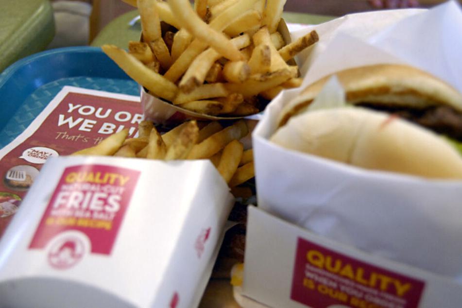 Vielen Wendy's-Kunden in Greenville wird der Appetit jetzt erst einmal vergangen sein. (Symbolbild)