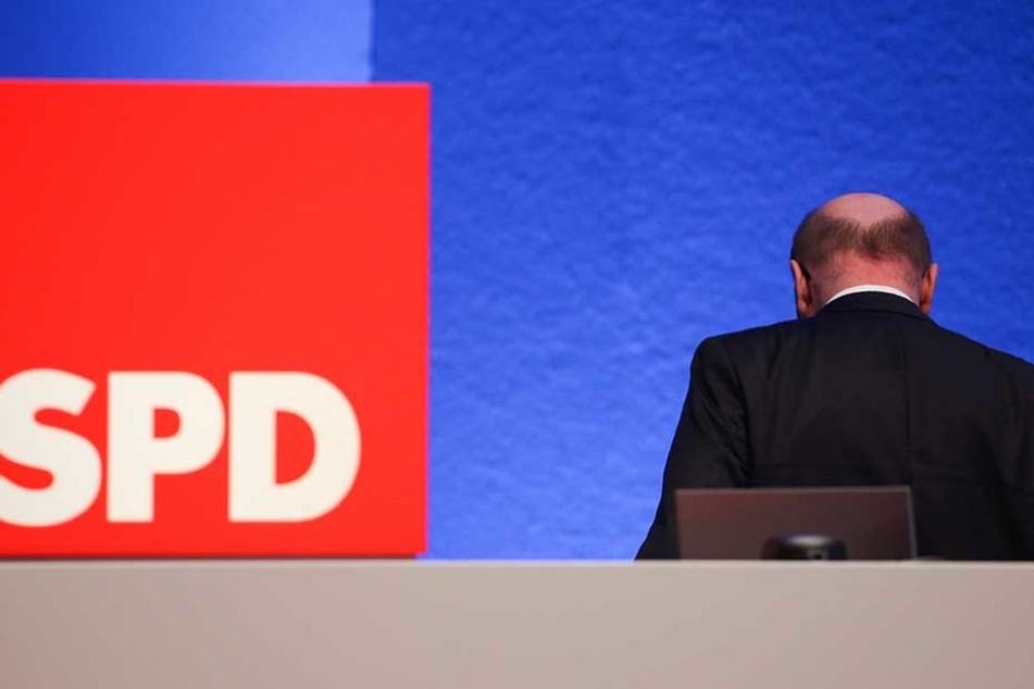 Martin Schulz macht den Abgang.