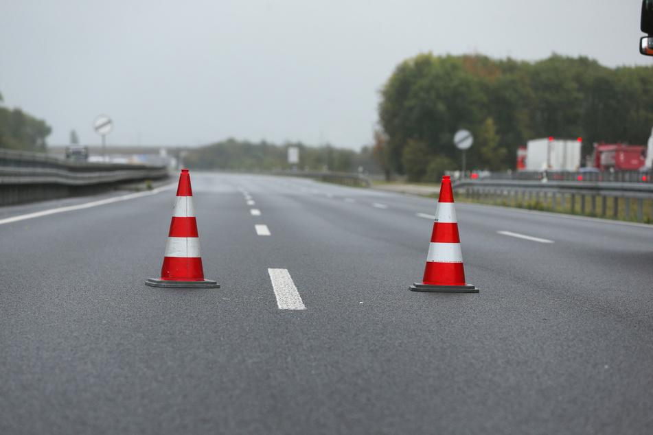 Wie die Autobahn GmbH mitteilte, soll die Sperrung der A44 bei Düsseldorf bis zum Donnerstag bestehen bleiben. (Symbolfoto)