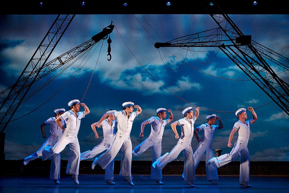 """Im Udo Jürgens Musical """"Ich war noch niemals in New York"""" wird Köhler (38) zukünftig auf der Bühne stehen."""