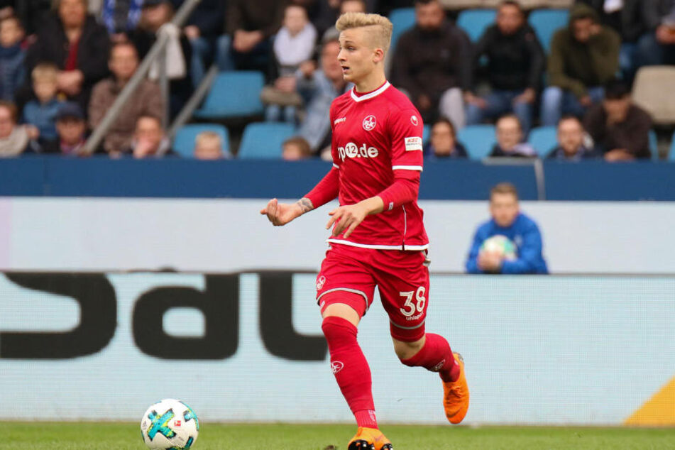Nils Seufert hat einen Dreijahresvertrag unterschrieben.