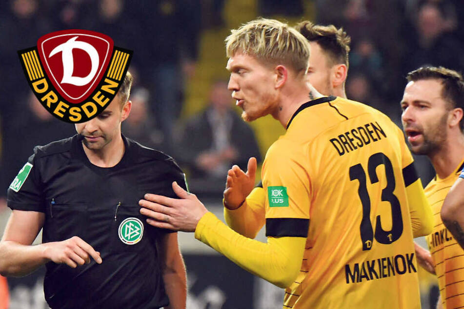 Dynamo Dresden: Stürmt Makienok gegen Regensburg von Beginn an?