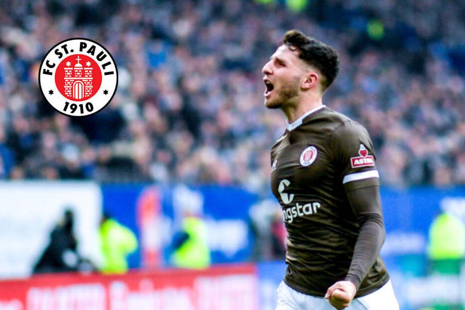 FC St. Pauli: Derby-Torschütze Penney zeigt es seinen Kritikern