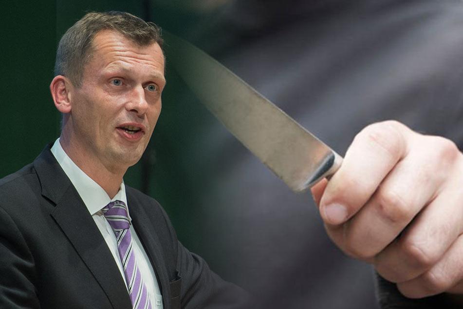 Nach Beratungen mit Oberbürgermeister Holger Kelch muss der Jugendliche die Stadt verlassen.