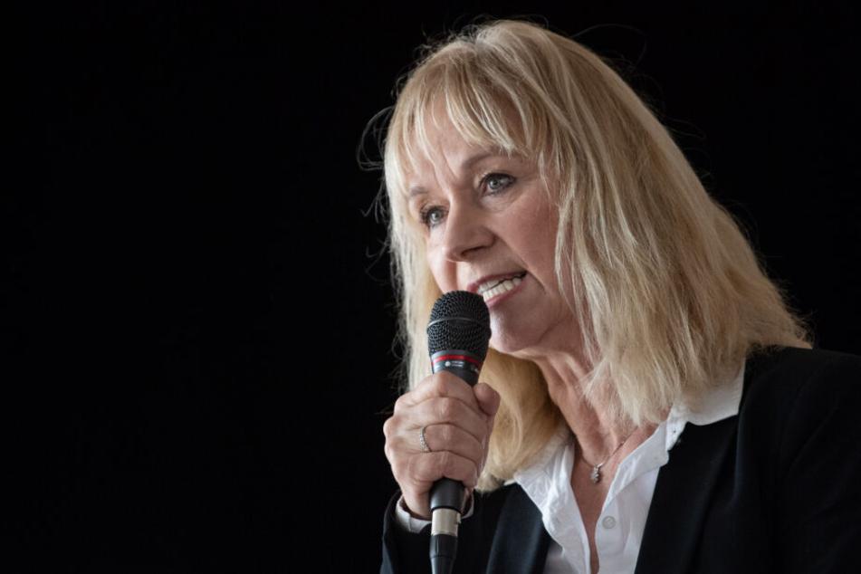 "Christina Baum wird dem rechten ""Flügel"" der AfD zugeordnet."