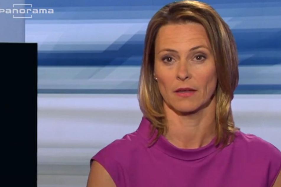 ARD-Journalistin Anja Reschke (45).