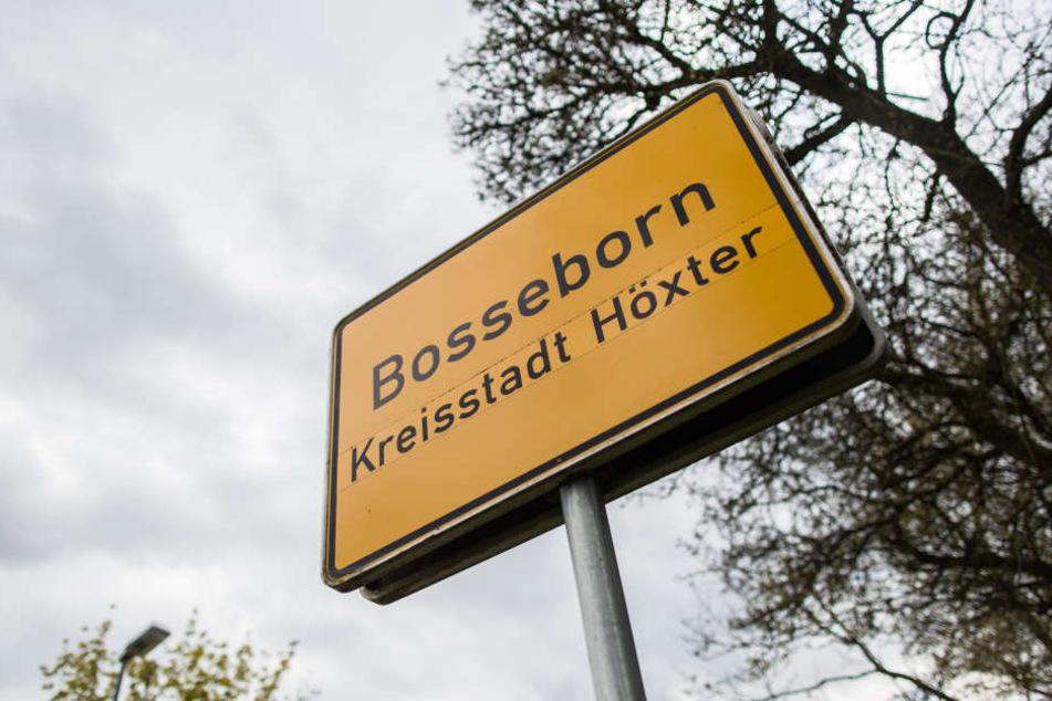 Der Ortsteil Bosseborn in Höxter hat durch ein grausames Paar traurige Berühmtheit erlangt.